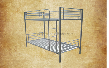 cama litera con escaleras de pared al por mayor doble barato adultos camas literas metalicas para