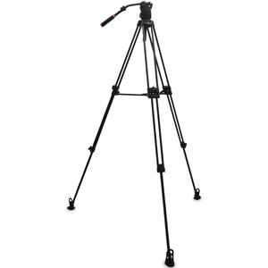 New Hot Products, Professional Aluminum Fluid Video Camera Tripod Kit with Damping Head KINGJOY VT-3500+VT-3530