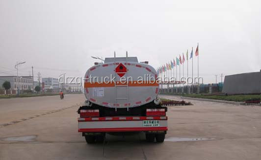 DONGFENG 4X2 fuel tank truck 10000L good quality hot sale for sale used fuel tanker truck