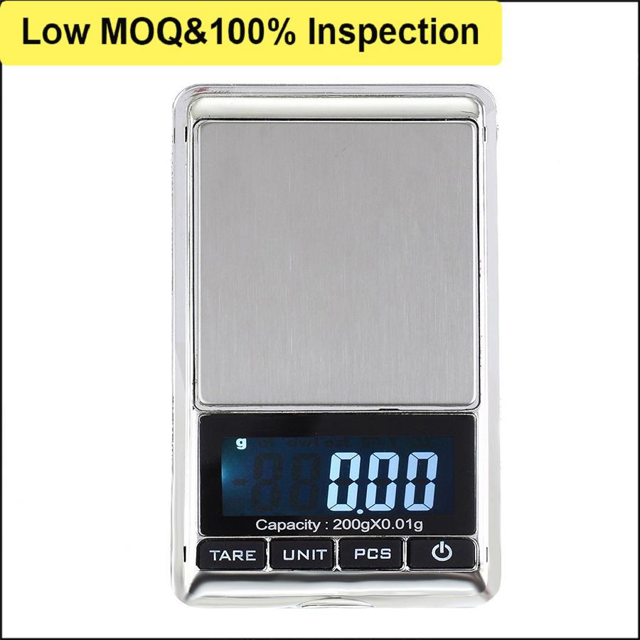 Mini Gram Micro Jewelry Gem Weight Scale