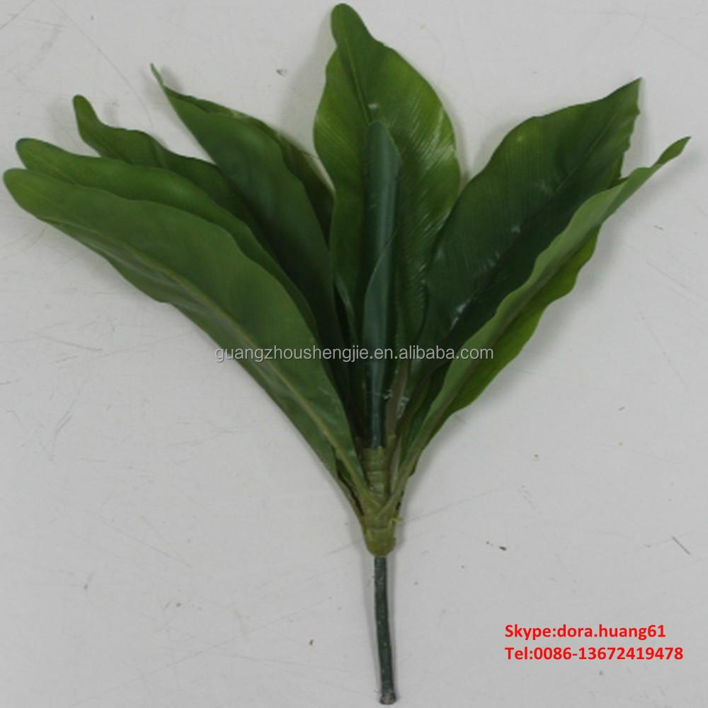 Sjh010550 mini plantas artificiales artificial magnolia for Plantas decorativas de plastico