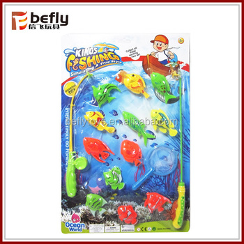 Kids fishing net toy with fish buy fishing net toy kids for Kids fishing net