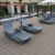 Mr Dream leisure outdoor garden armless lounge