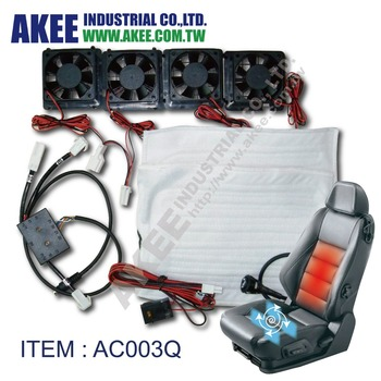 Auto Parts Car Seat Heating And Cooling System