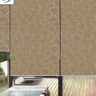 blackout roller blinds fabric material 100% polyester