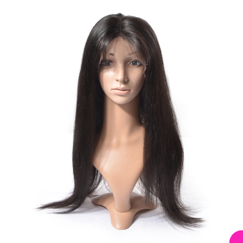 100% Raw Indian Hair Full Lace Wig Vendors,