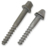 Q235 rail fastener rail track screw spike