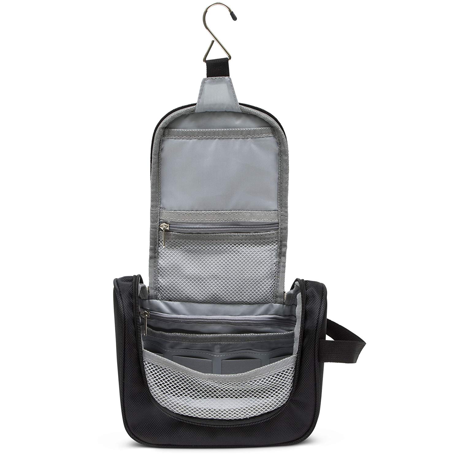 Hanging Toiletry Bag - Travel Hanging Toiletry Bag and Toiletries Organizer for Compact Bathroom Storage Dopp Bag, Shaving and Grooming Kit