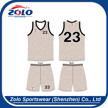 China factory seller quick dry loose swag new basketball jersey design