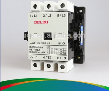 High Quality Delixi Ac Magnetic Contactor Coil Voltage 12v - Buy Ac  Magnetic Contactor,Delixi Ac Magnetic Contactor,High Quality Delixi Ac  Magnetic