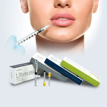 Anti-Aging injectable hyaluronic acid korea dermal filler 2ml for lips injection