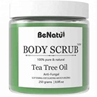 natural facial acne tea tree face scrub body whitening skin
