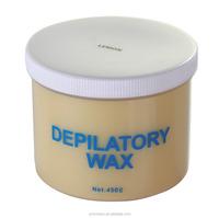 Professional soft depilatory wax body hair removal wax