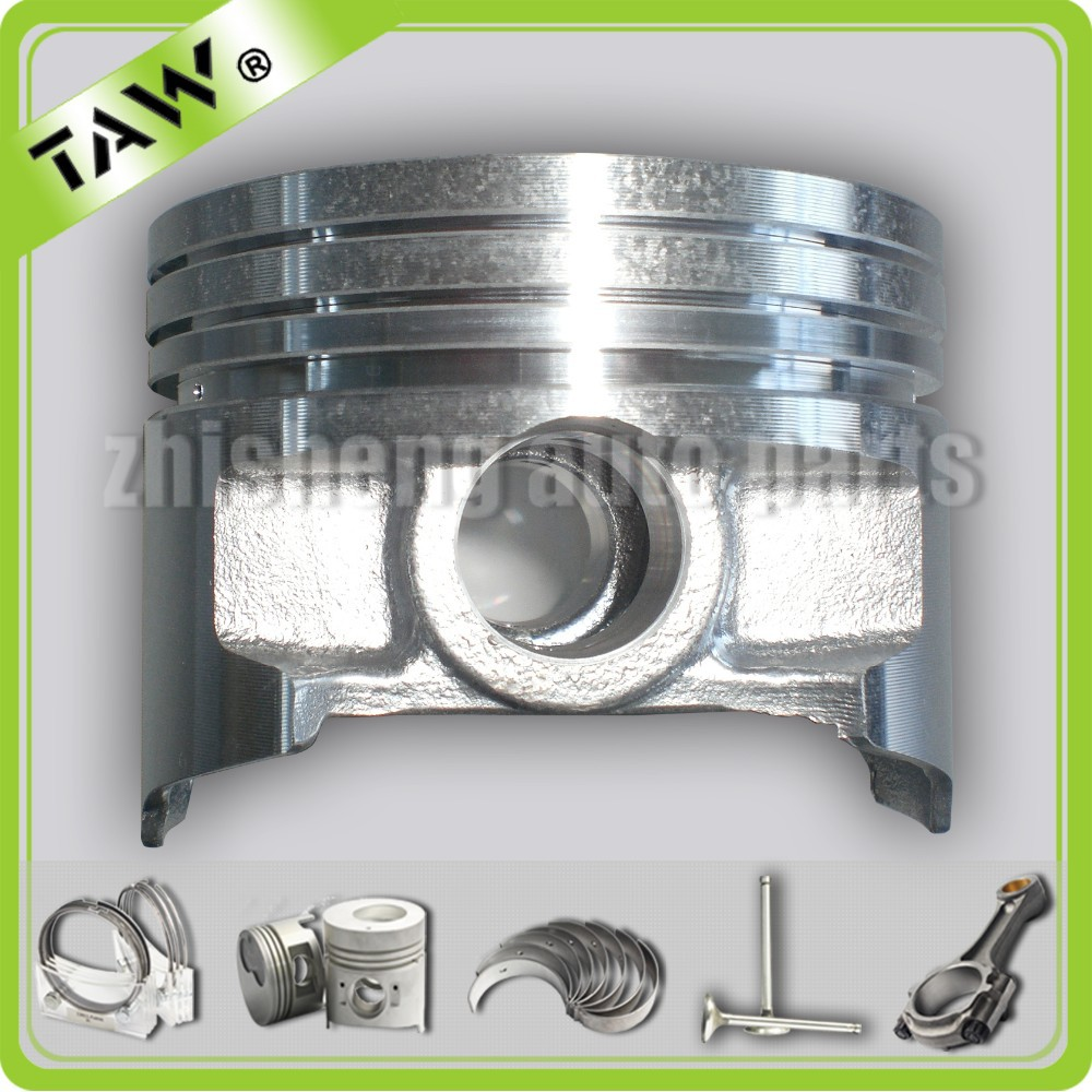 automobiles 81MM piston,auto power pistons