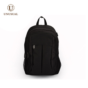2018Top quality USB durable 15 in' multifunctional laptop backpack bag