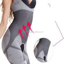 Women's Shapers Natural Sexy Bamboo Charcoal Fiber Shapers