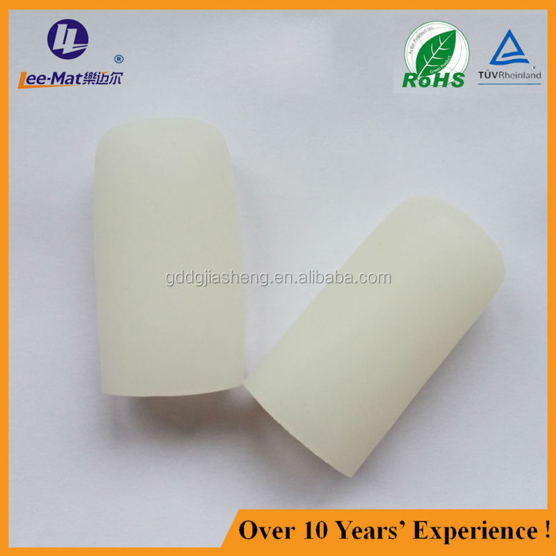 High quality China factory made gel toe protector tube painful toe/corn/bunion/claw/hammer toe