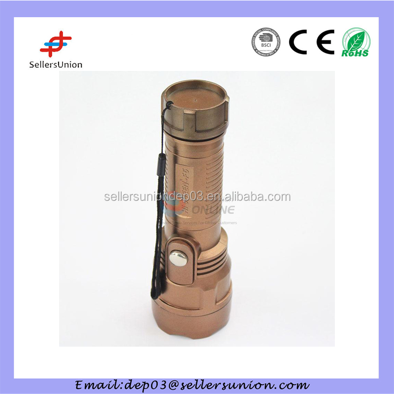 Flashlight Rubber Handle Flash Led Light,Battery Led Flashlight Torch,Mini Aluminum 9 Led Flashlight
