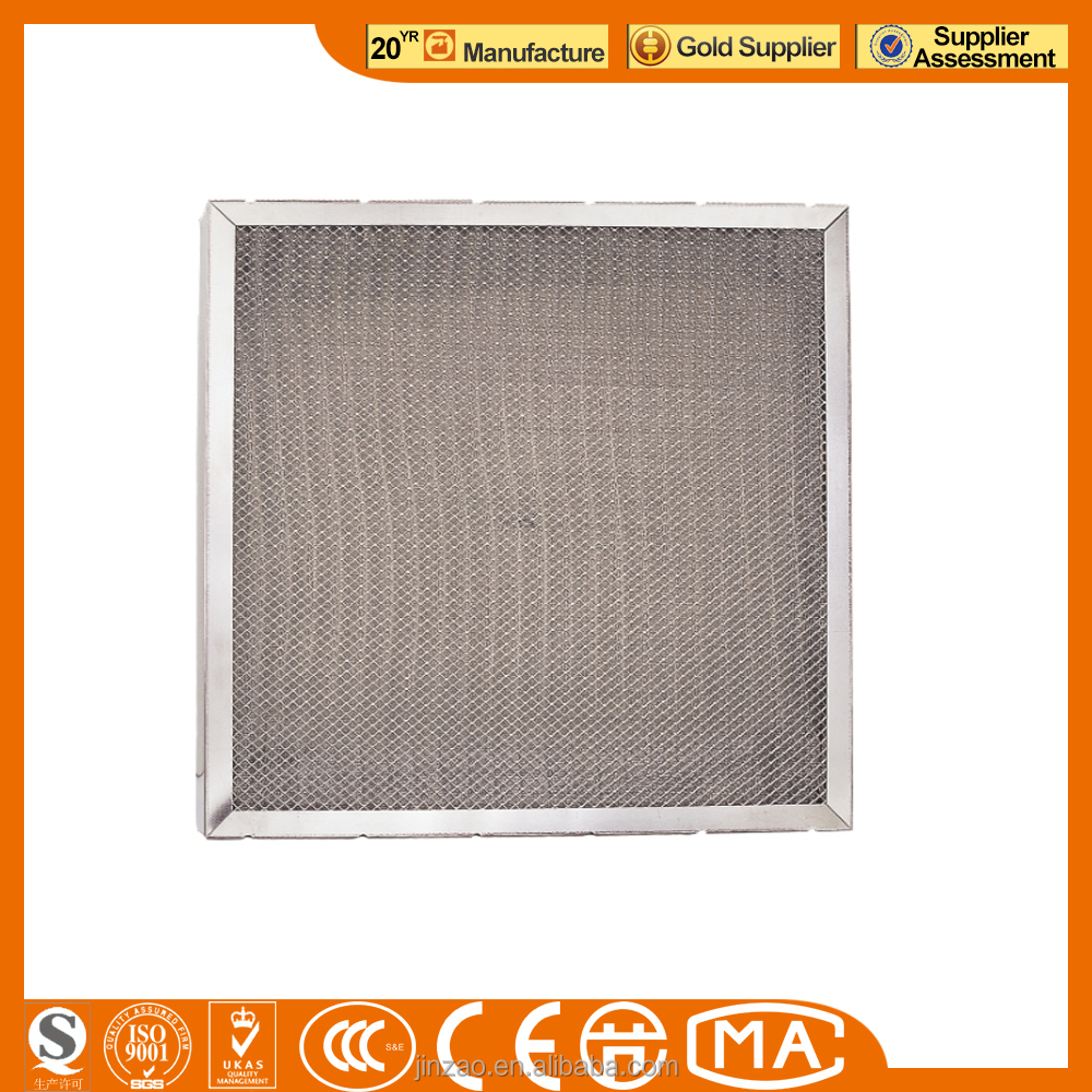 commercial kitchen range hood honeycomb grease filter / range hood filter