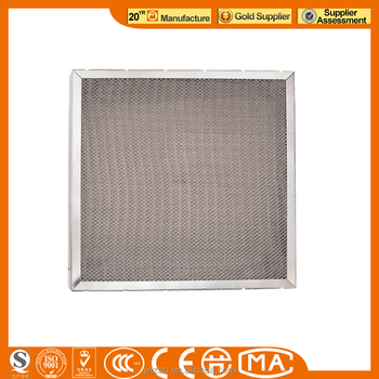 Commercial Kitchen Range Hood Honeycomb Grease Filter / Range Hood ...