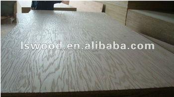 Oak Veneered Plywood Sheet Red Oak Plywood 1 4 3 4 2 7mm 3 2