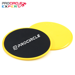 Custom Speed Training Gliding Discs Durable Core Sliders for Gym Exercise
