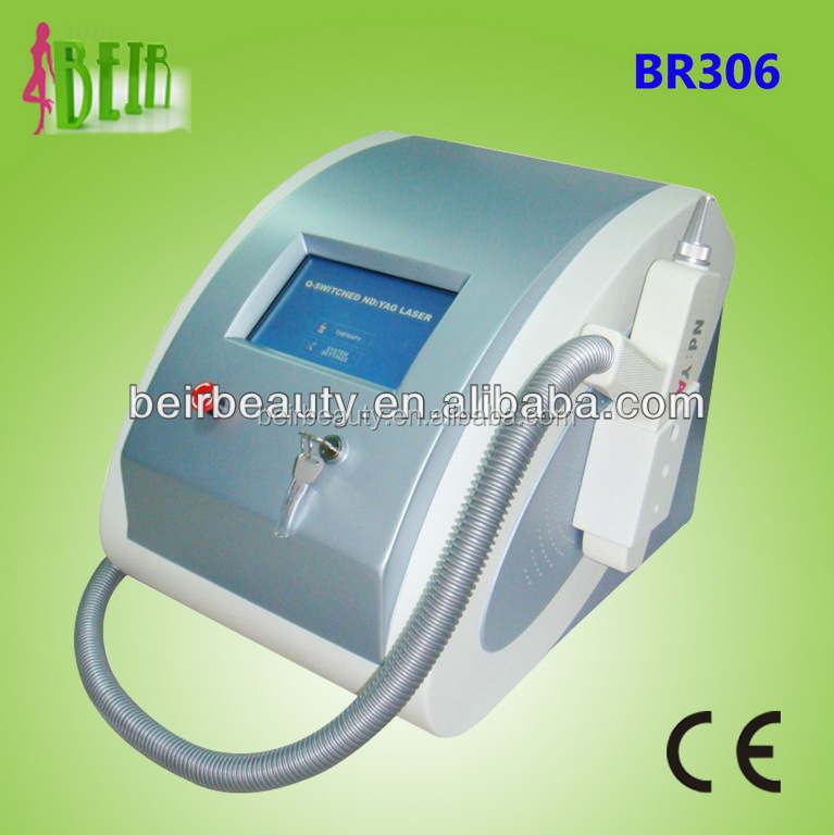 New Portable Ipl Rf Nd Yag Laser Machine For Body Hair tattoo Removal&Skin Rejuvention
