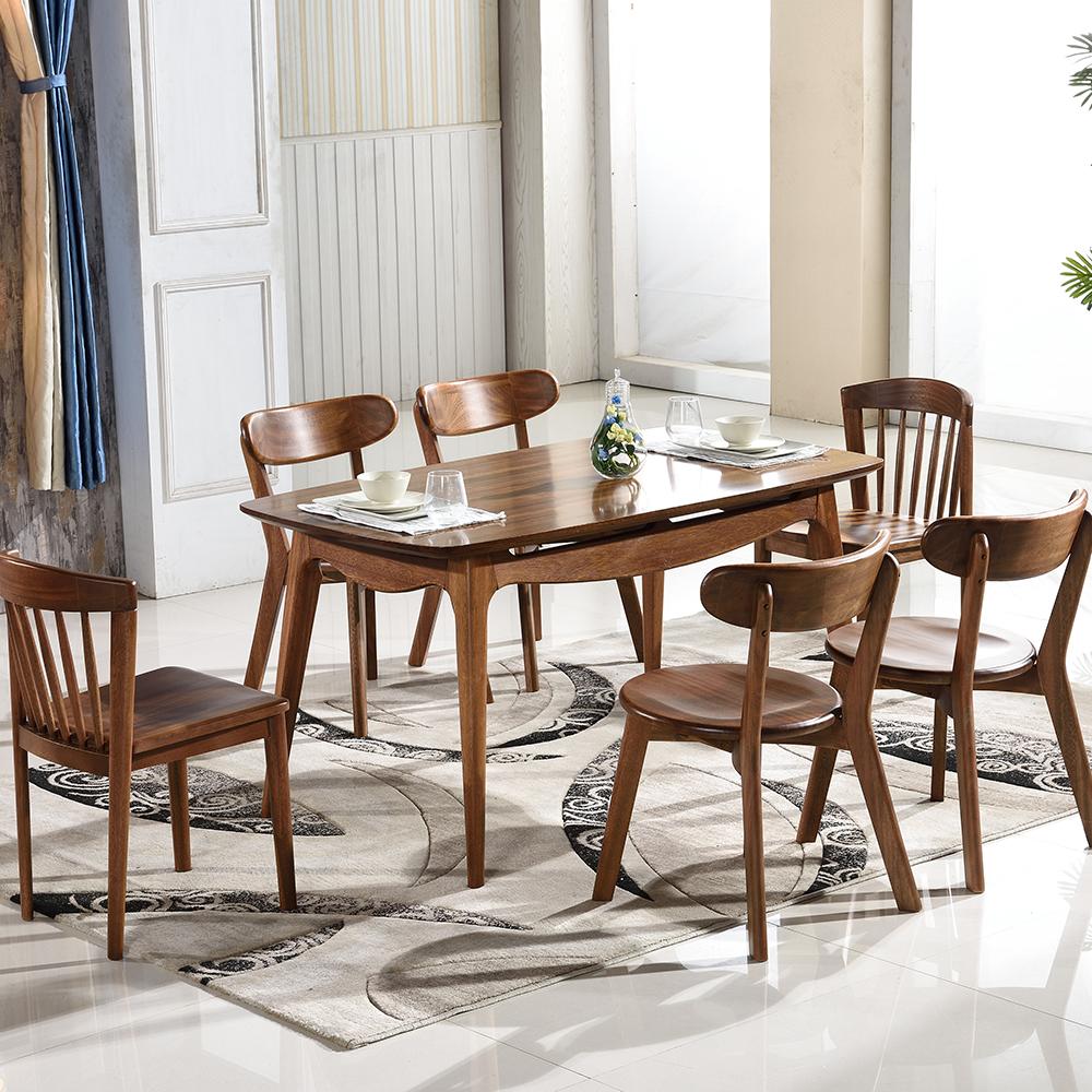 Europea Simple Nuevo Estilo Muebles De Comedor Forma Cuadrada De  # Muebles Nuevo Estilo