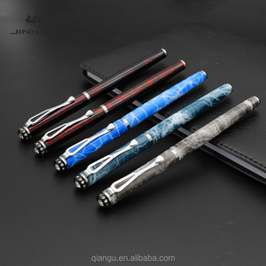 Jinhao Metal Ballpoint/Roller/Fountain Practical Office Pen 301 series