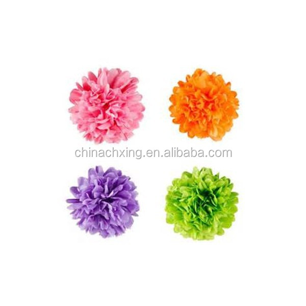 mixed 3 sizes(10cm,15cm,20cm)Tissue Paper Pom Poms Wedding ,Party, Baby Shower, Nursery, Festival Decoration
