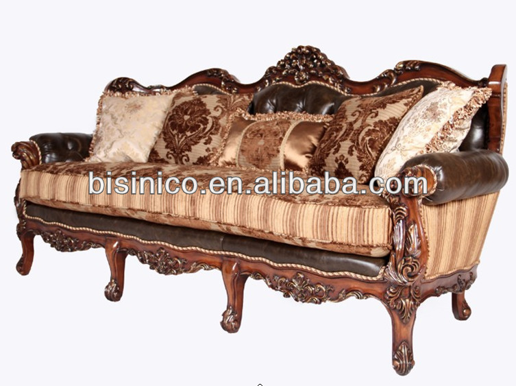 Charmant Spanish Style Wooden Sofa Set For Living Room,Antique Soft Fabric Living  Room Furniture Set   Buy Royal Furniture Sofa Set,Living Room Wooden Sofa  Sets ...