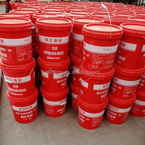 Lubricantion thread grease for concrete pump truck