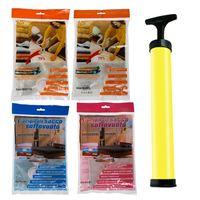 4 Size Super Larger Bag Space Saver Saving Storage Bags Vacuum Seal Compressed Organizer Package Bag