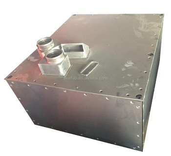 high quality stainless steel storage fuel tank with iso certificate