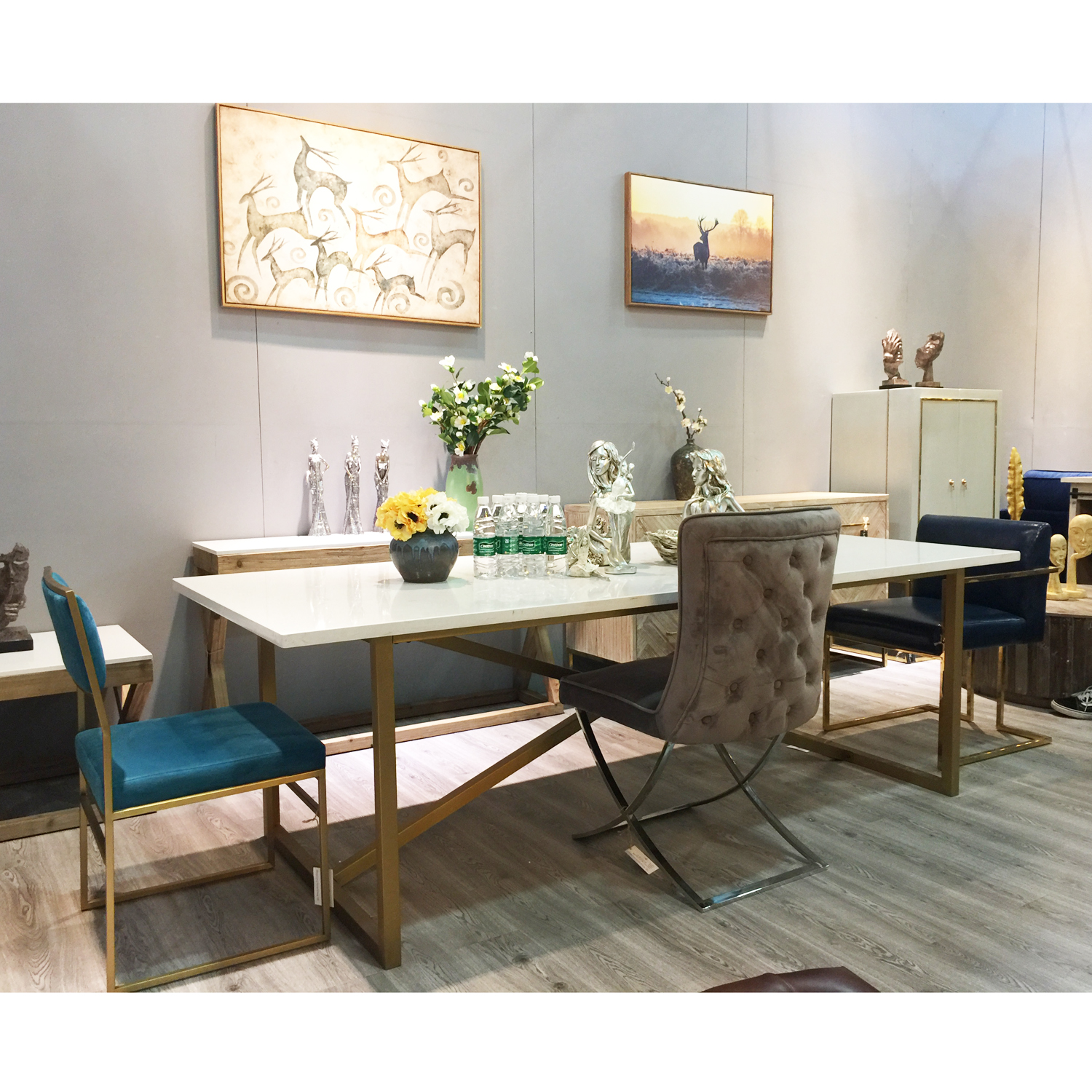 Modern Trestle White Marble Top And Gold Stainless Steel Frame Cross Legs Dining Table Buy Marble Top Stainless Steel Frame Dining Table Marble Dining Table Modern Dining Table Product On Alibaba Com