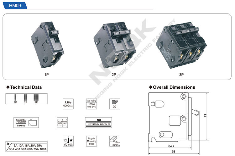 1 pole automatic plug in types circuit breaker miniature circuit 1 pole automatic plug in types circuit breaker miniature circuit breaker electrical breaker sciox Image collections