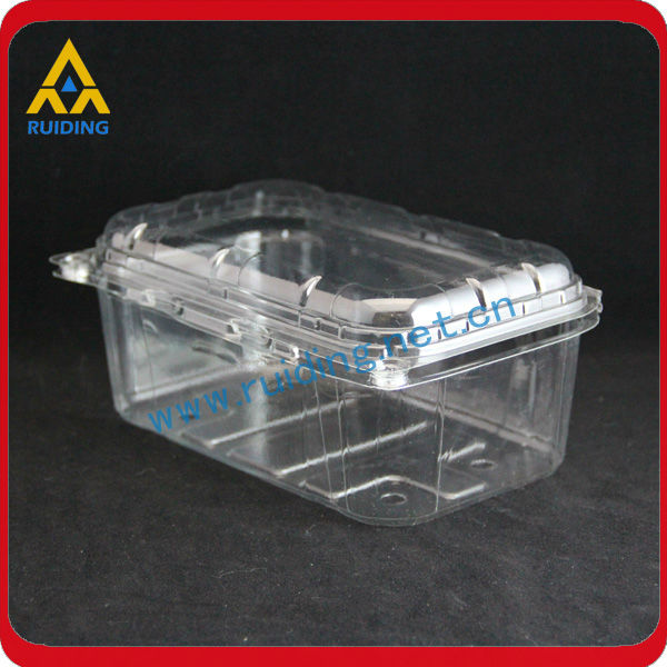 caja de embalaje de plstico para frutas