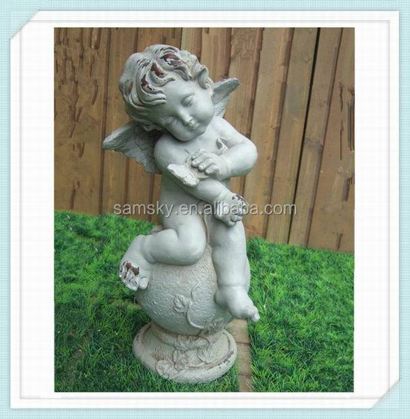Nude Man Large Resin Garden Statues - Buy Garden Statues,Resin ...