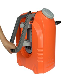12V car wash high pressure water gun with 20L water tankMultipurpose Portable Spray Washer