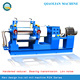 2014 XK Series advanced two roll mill for plastic or rubber mixing with stock blender (CE/ISO9001)