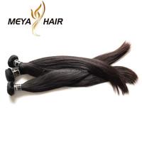 Wholesale Silky Straight hair,100% remy virgin human hair extension,brazilian hair