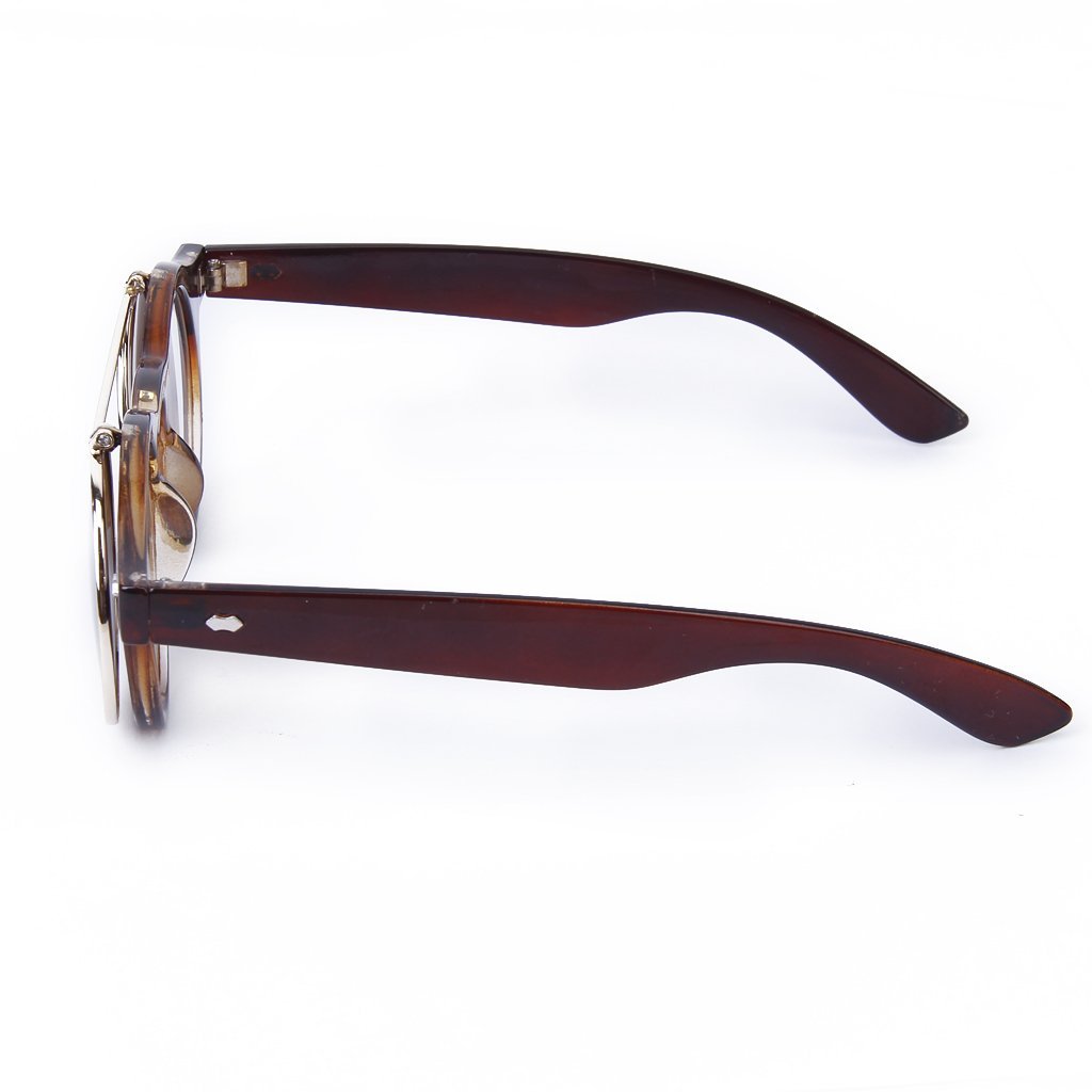 1573c194182a Wholesale KSFS Vintage Steampunk Goggles Goth Retro Flip Up Round ...