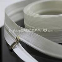 Long chain polyester zipper roll nylon zipper wholesale cheap