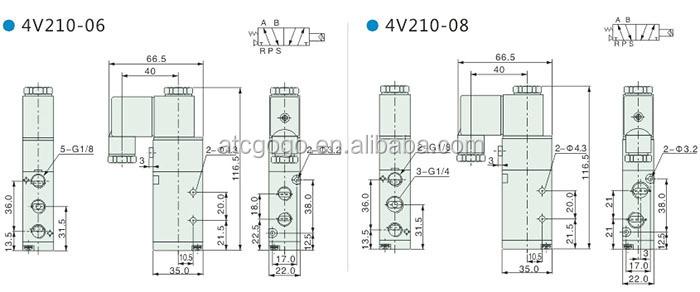 HTB1jGG1GXXXXXb3XXXXq6xXFXXXN 5 3 24vdc airtac solenoid valve pneumatic air valve 12v dc 4v210 airtac 4v210-08 wiring diagram at soozxer.org