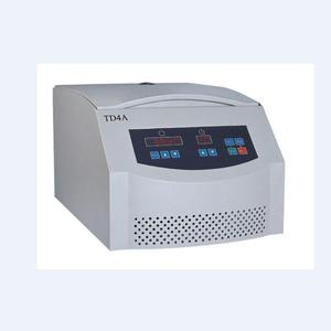 Laboratory professional centrifuge with swing rotor