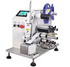Hot sale tabletop wrap around cable labeling machine / roll labeling machine /label marking machine