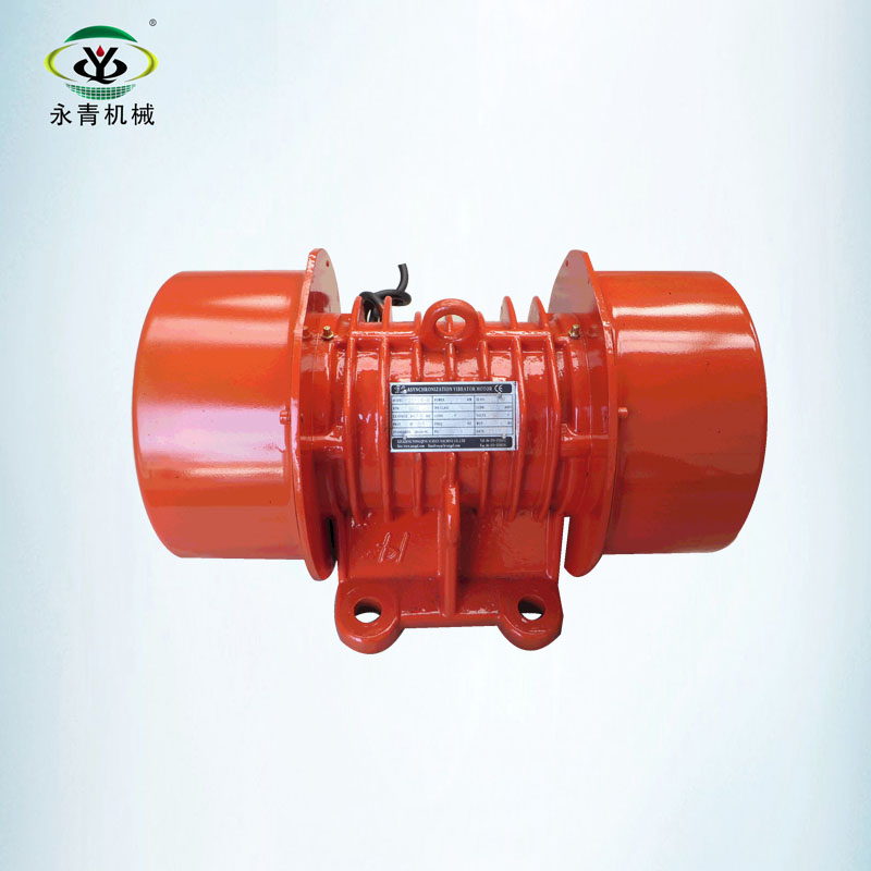 3 phase small AC electric vibrating motors for vibrate screen