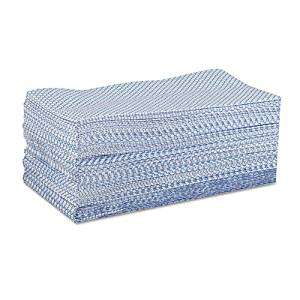 KCC05927 - Wypall X70 Foodservice Towels, Quarterfold, 12 1/2 X 23 1/2, Blue, 300/box