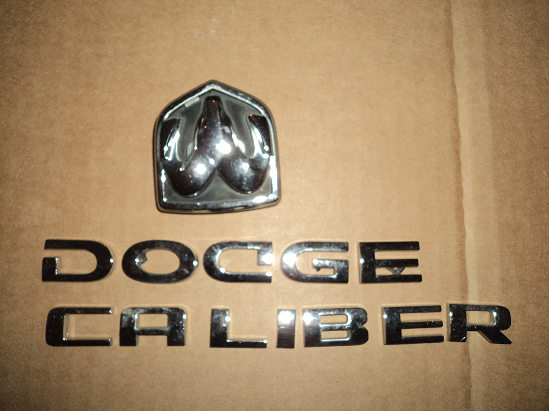 Cheap Dodge Caliber Tail Light Find Deals D350 Wiring Harness Get Quotations 2005 2012 Used Emblem Oem Gate Set