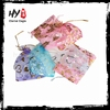 Professional beautiful christmas gift organza bags with great price